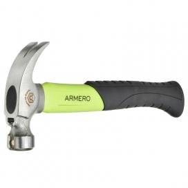 Молоток-гвоздодер Armero A630/245 450 г фибергласс